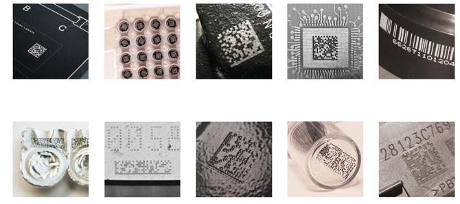 Microscan Unique Device Identification