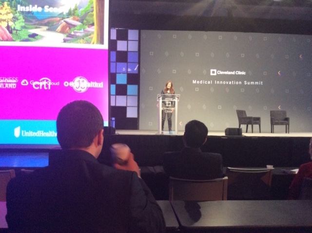 A Truly Epic CEO Rocks the Cleveland Medical Innovation Summit