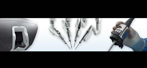 Intuitive Surgical da Vinci