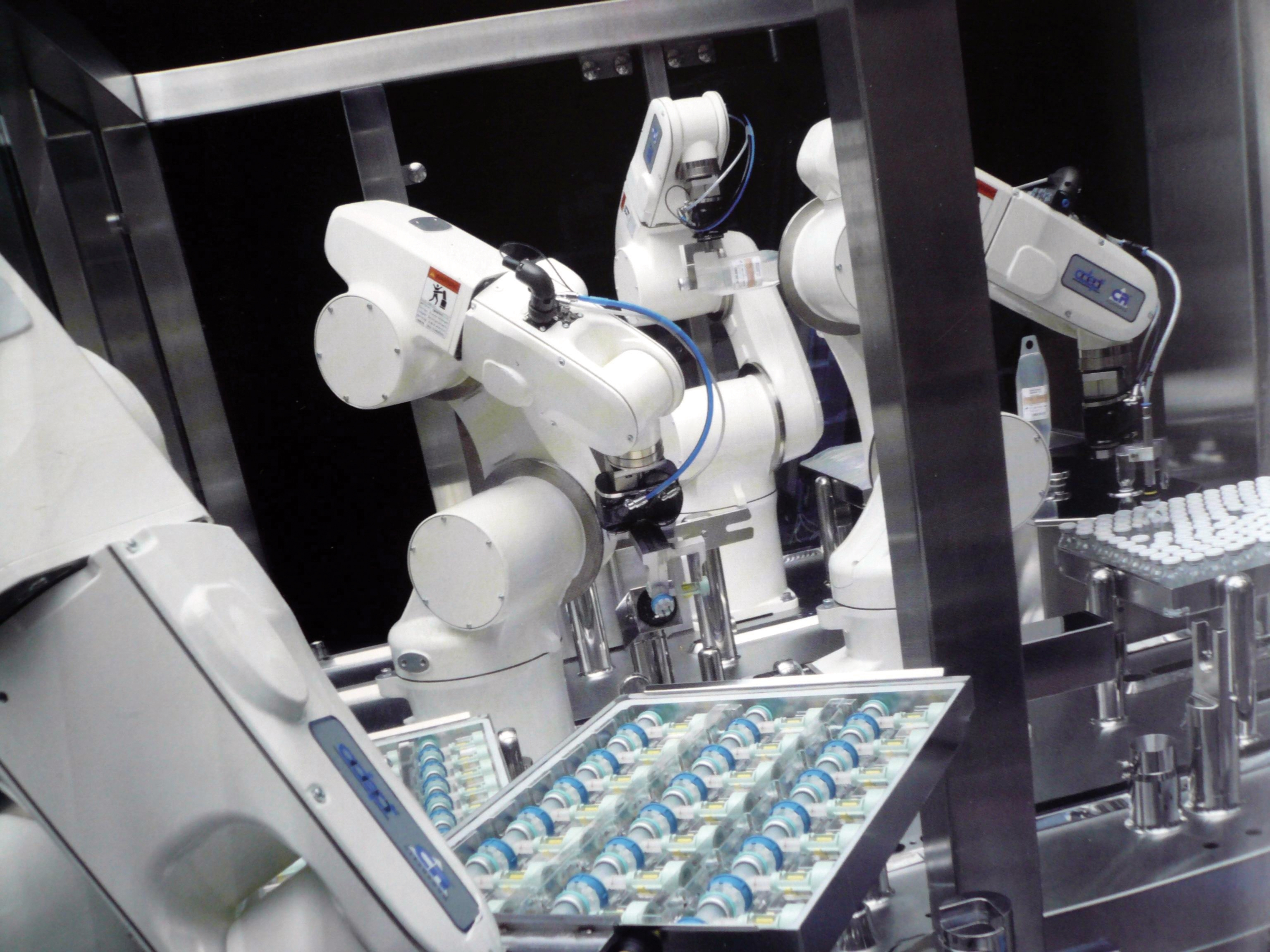 Robots Help Manufacturers to Flex Their Assembly Muscles