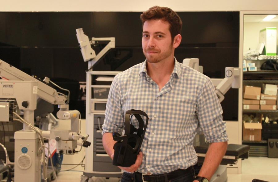 Dr. Justin Barad, Founder and CEO of Osso VR