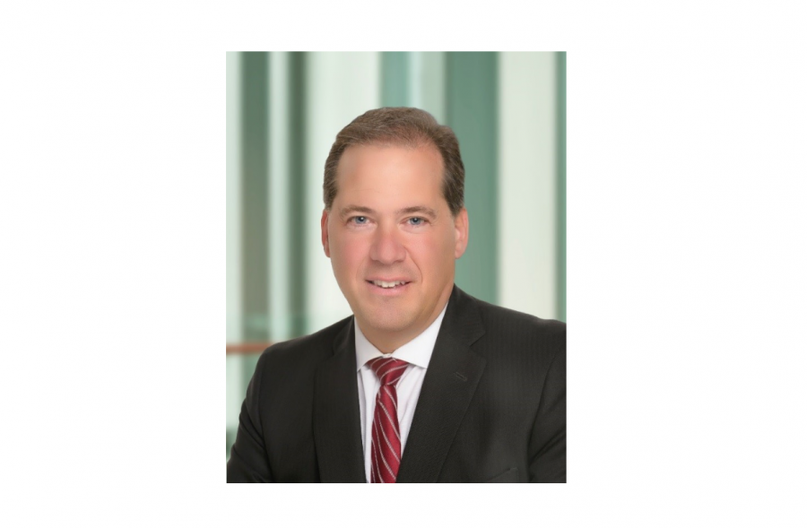 David Montecalvo, senior vice president, chief operations and supply chain officer, for West