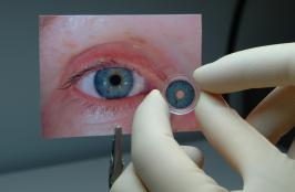 FDA Approves First Artificial Iris
