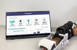 AI-Based Stroke Rehab System Shown to Be as Effective as One-on-One Therapy