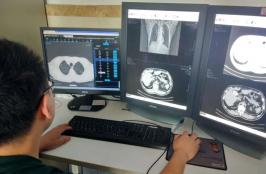 AI Aids in Detecting Multiple Conditions with One Chest CT