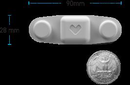 World's Smallest Reusable Multi-Vital Wearable Sensor Nabs CE Mark