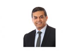 Bobby Ghoshal, ResMed's Chief Technology Officer