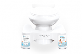 Squatty Potty Appears to Have Eliminated Its Regulatory Problems