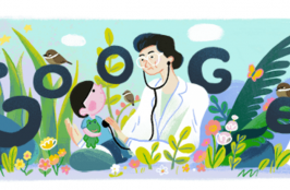 Google Doodle Honors First Woman Admitted to Harvard Medical School