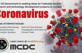 U.S. Government Issues RFI for Solutions to Combat Coronavirus (COVID-19)
