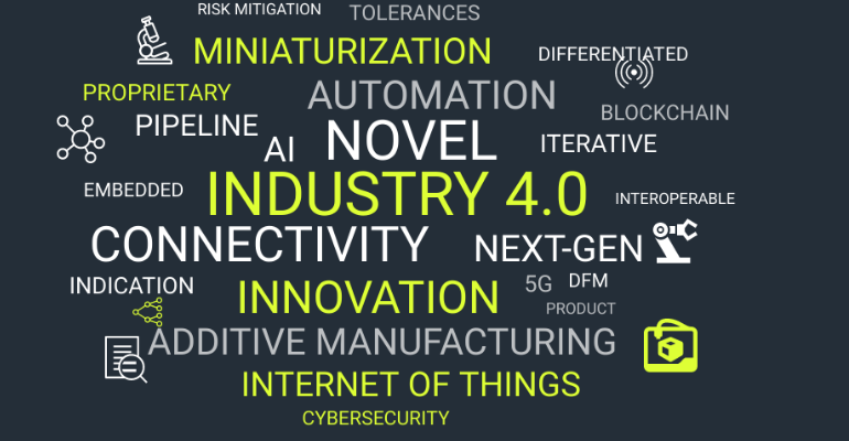 Buzzwords in medtech manufacturing