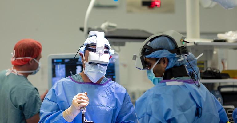 Augmedics XVS Technology