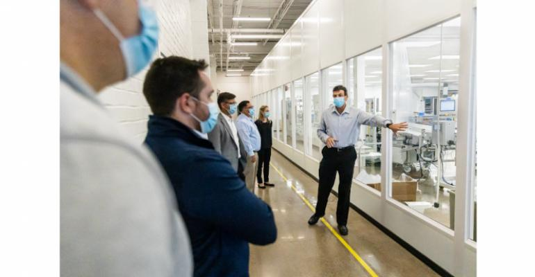 Oliver Healthcare Packaging Cleanroom