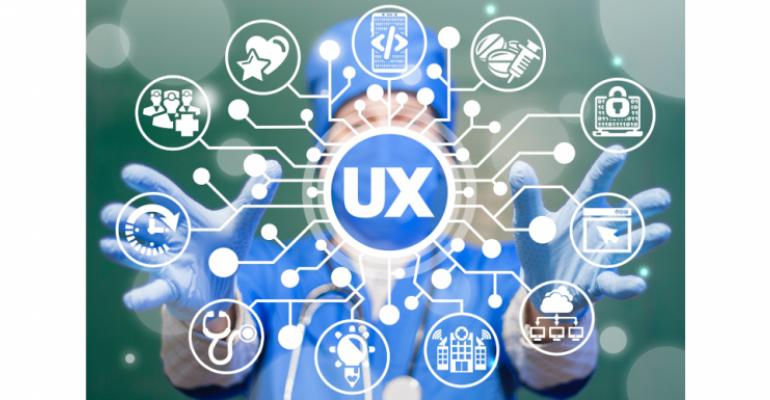 UX - user experience health care information technology medical devices