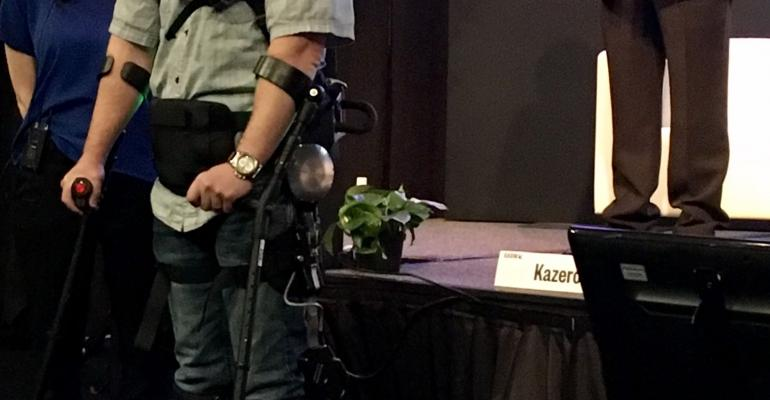 This Robotic Exoskeleton Is Making the Impossible Possible
