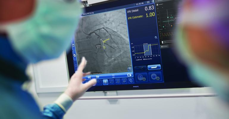 Philips Seeks Better Understanding of PCI Outcomes Through New Trial