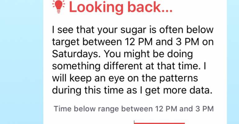 Medtronic and IBM Release Sweet Insights on Sugar.IQ