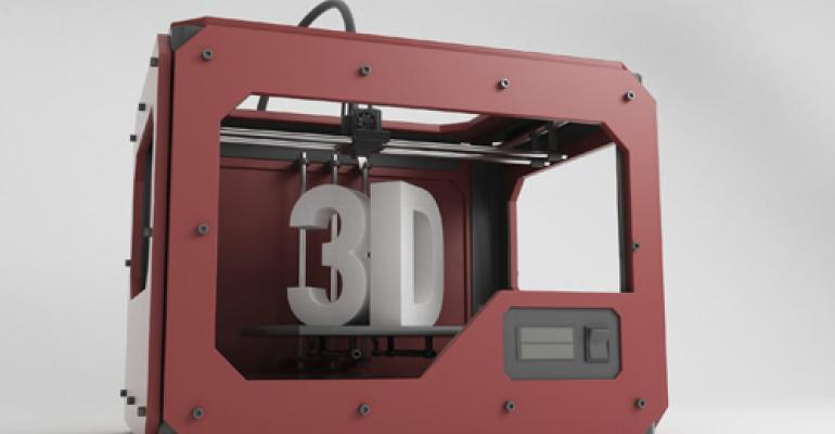 3-D Printing Is Not Just Cool, It's Cost Effective Too