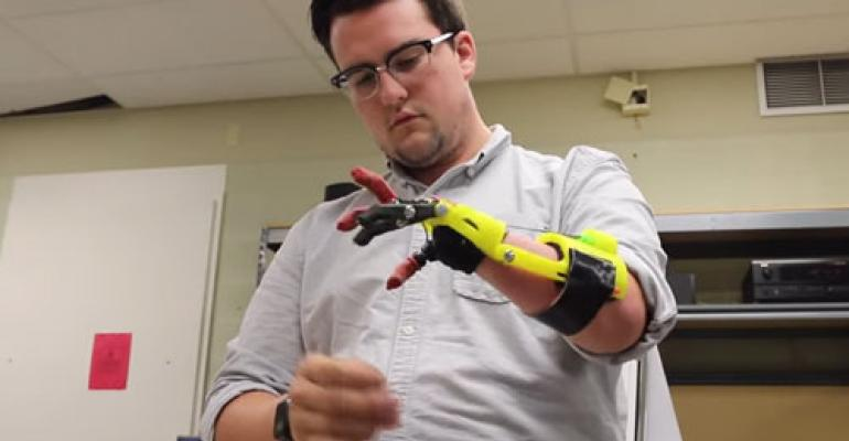 Armed with 3-D Printers, Amateurs Challenge the Medtech Paradigm