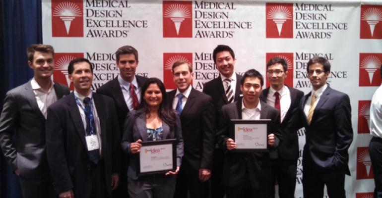 Looking for Your Next Disruptive Technology? Try Student Competitions