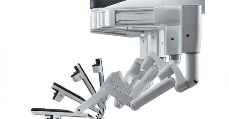 Intuitive Surgical Makes the Case for Robotic Surgery