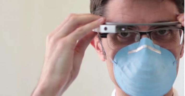 Google Glass Assists Dental Implant Procedures