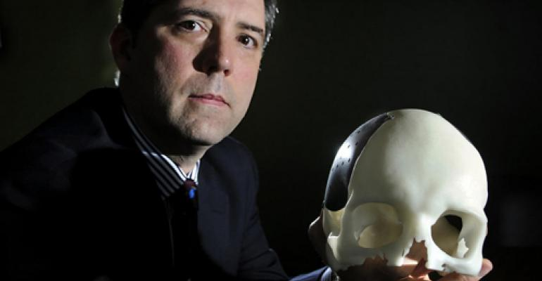 Custom Cranial Implant Company Aims For Big Push In 2015