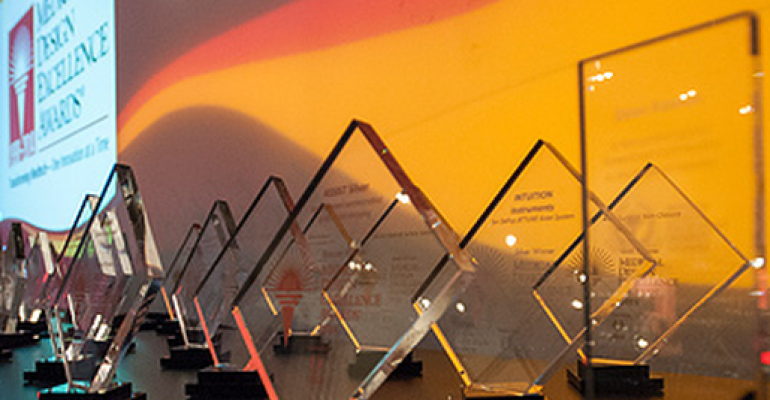 5 Keys to Winning a Medical Design Excellence Award