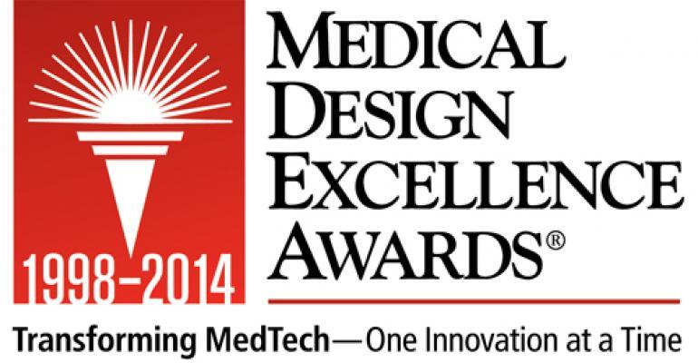 2014 Medical Design Excellence Awards