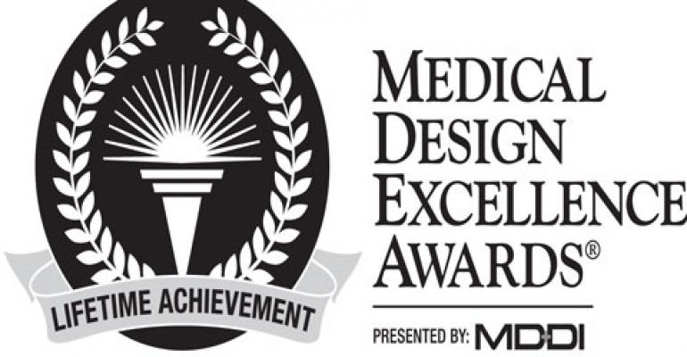 Robert Langer, MIT Institute Professor, to Receive MDEA Lifetime Achievement Award