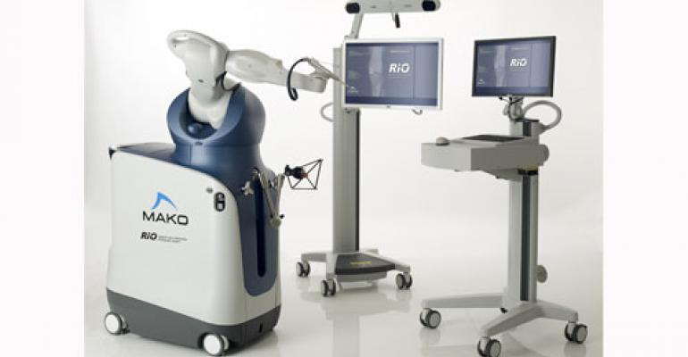 MAKO Surgical Robot Sales Still Missing Stryker's Expectations