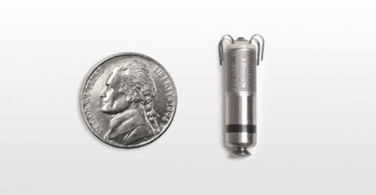 10 Hot Devices We Can't Get in the U.S.—Medtronic's Micra TPS