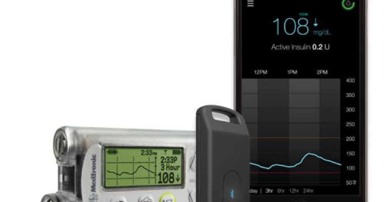 Samsung To Develop Diabetes Apps Tied to New Medtronic Device