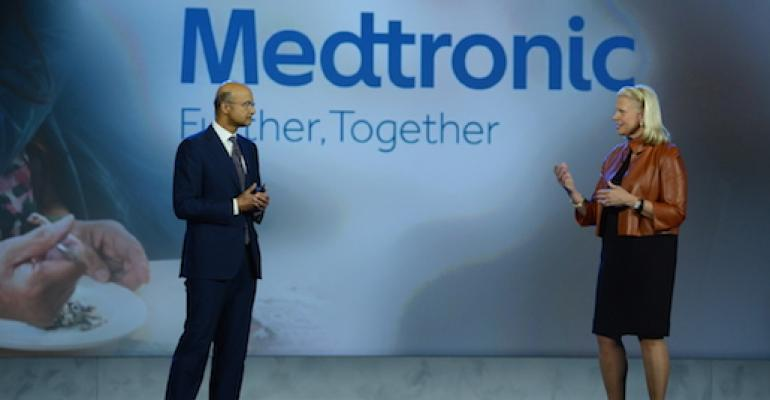 What's the CEO of Medtronic Doing At CES?