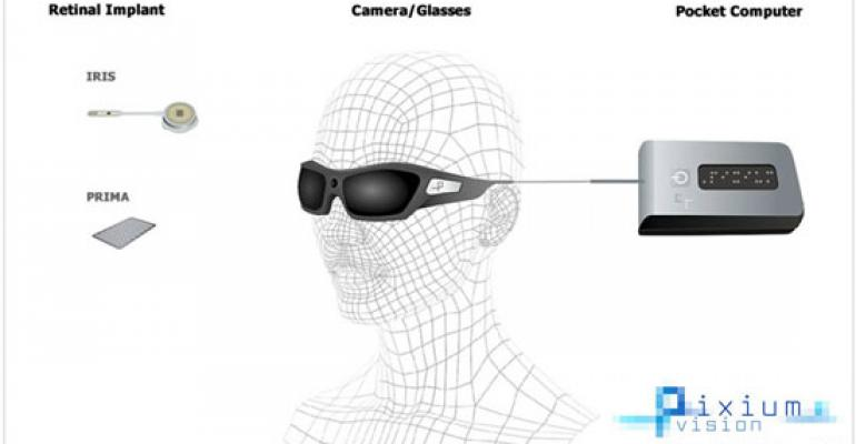 Innovative Medical Devices from Around the World—Pixium Vision