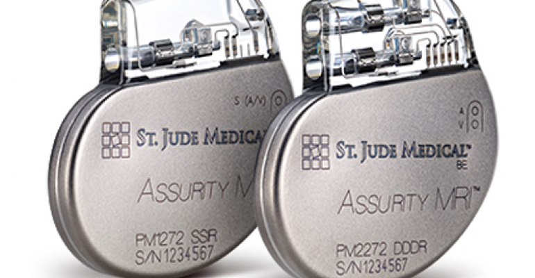 10 Hotly Anticipated Devices: St. Jude Medical's Assurity and Endurity MRI pacemakers