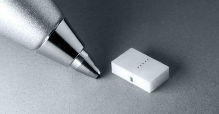 Innovation in Miniaturization Requires Big Thinking