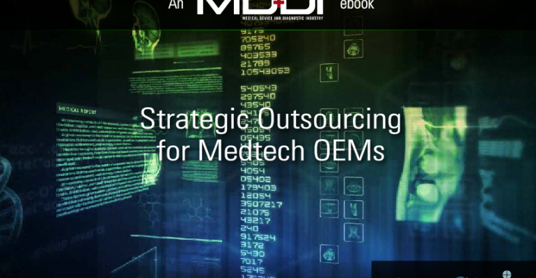 Strategic Outsourcing for Medtech OEMs