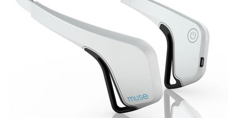 Olympians Love These Technologies—Muse Headband