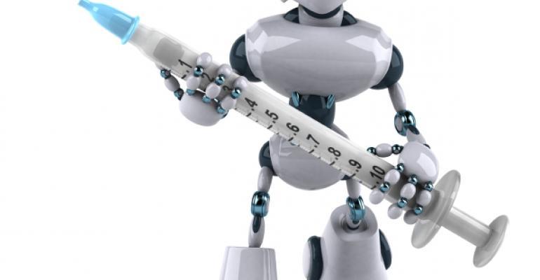 I, (Medical) Robot