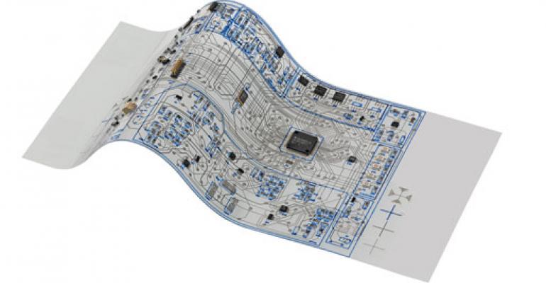 Wearables Bend Electronics Market Toward Flexible Circuits