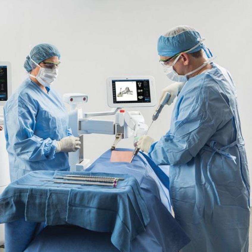 Medtronic Launches Mazor X Stealth Edition for Robotic