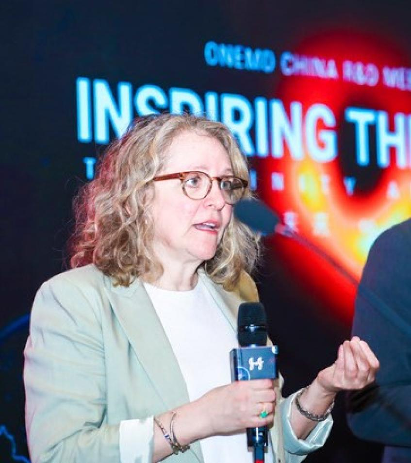 Cynthia Star,director, technology transfer, Johnson & Johnson, 3D PrintingCenter of Excellence
