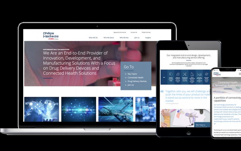 Phillips-Medisize, a Molex company