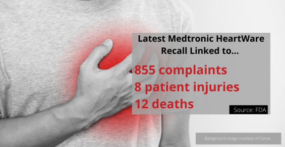Medtronic Grapples with Even More HeartWare Problems