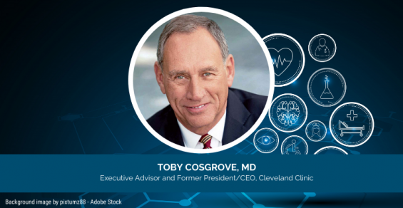 What Retirement? Cosgrove Remains Active in Medtech Through Advisory Roles