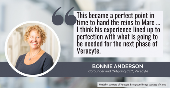 Veracyte CEO to Pass the Torch After 14 Years