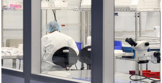 Cadence Inc. Adds Class 8 Cleanroom to Headquarters and More Supplier News