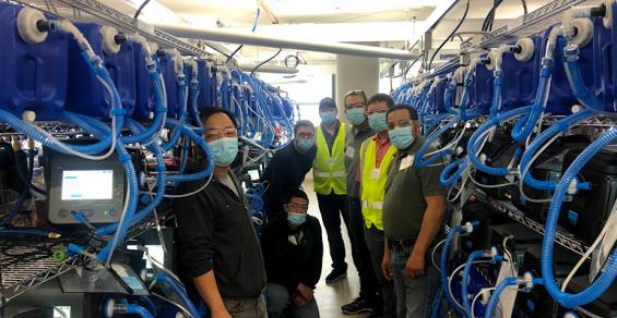 Behind the Scenes of Building Ventilator Testing Systems During a Pandemic