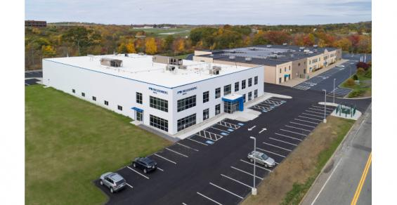 Freudenberg Medical's New Global Headquarters Completed by CM&B and More Supplier News